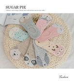 襪 韓版動物短襪 Sugarpie #001