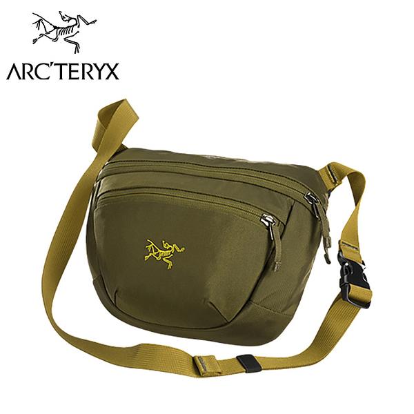 Arc'teryx 始祖鳥 Maka 2 Waistpack 旅行隨身腰包  叢林綠  #17172