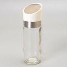 【優の生活大師】旋轉式玻璃油品調理罐 / 醬油罐 / 調味瓶 / 油醋罐-超值品 1入   110ml