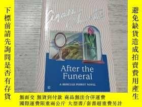 二手書博民逛書店After罕見the Funeral 葬禮之後(外文)Y2128