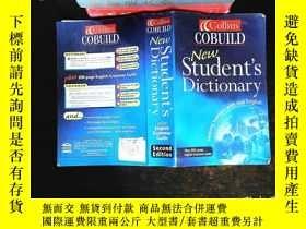 二手書博民逛書店Collins罕見Cobuild Learner s Dictionary: Helping Learners w