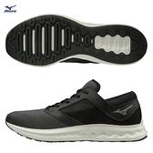 MIZUNO WAVE POLARIS EZ 2 男鞋 慢跑 健走 一般型 耐磨 黑【運動世界】J1GC208251
