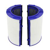 Dyson 戴森 Cryptomic組合濾網/過濾器(副廠) HP06/TP06空氣清淨機 HEPA+活性碳過濾網