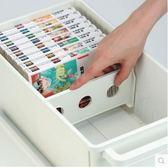 光盤盒進口碟片盒CD盒DVD收納整理箱Lhh226【潘小丫女鞋】
