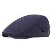 鴨舌帽-簡約純色休閒棉質男女貝雷帽3色73tv175【時尚巴黎】