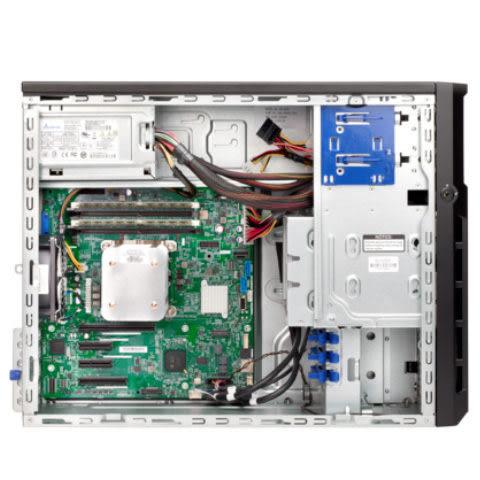●附1TB硬碟x2● HP ML30 Gen9 (823402-B21) 熱抽伺服器【Intel Xeon E3-1240v6 / 8GB記憶體 / RAID 0, 1, 10, 5】