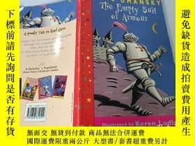 二手書博民逛書店The罕見Empty Suit of Armour:空盔甲Y200392