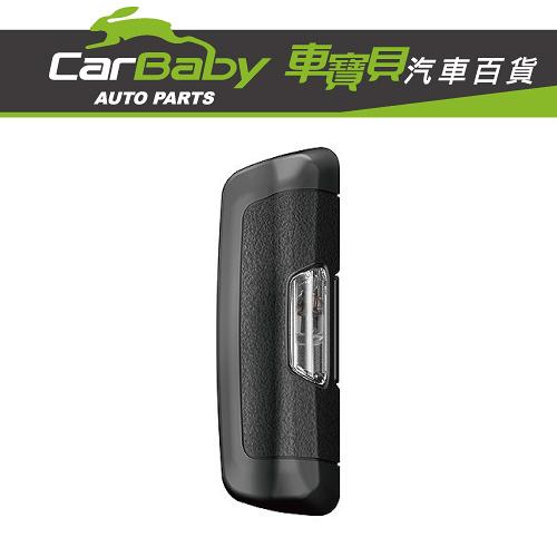 【車寶貝推薦】CARMATE 貼付式靜電消除器-黑 DZ463