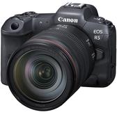 *兆華國際* 預購 Canon EOS R5 KIT (RF24-105L) 單鏡組 無反光鏡全片幅數位相機 佳能公司貨