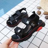【免運】男童涼鞋2019新款夏季小童沙灘鞋中大童皮涼鞋兒童涼鞋男軟底童鞋