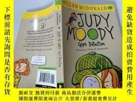 二手書博民逛書店Judy罕見Moody Girl Detective:朱迪·穆迪女偵探Y200392