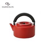 露營 水壺 茶壺 琺瑯 熱水壺 泡茶【CB097】CB北歐系列琺瑯泡茶兩用壺  完美主義