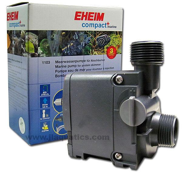 德國EHEIM伊罕--伊罕EHEIM-1103型  海水針葉馬達 特價 蛋白除沫器的最佳拍檔