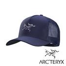 【Arc'teryx 始祖鳥】Polychrome LOGO 網帽『夜月藍』L07512100 露營.抗UV帽.登山帽.吸濕排汗帽