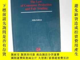 二手書博民逛書店The罕見Law of Consumer Protection