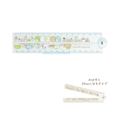 asdfkitty*日本san-x角落生物折疊尺/摺疊尺-30公分-B款-日本正版商品