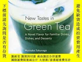 二手書博民逛書店New罕見Tastes In Green TeaY364682 Mutsuko Tokunaga Kodans