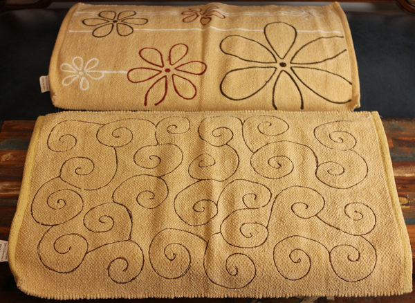 繡花地毯(4款)