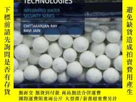 二手書博民逛書店Low罕見Cost Emergency Water Purification Technologies: Inte