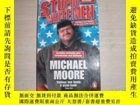 二手書博民逛書店Stupid罕見White Men【156】Y10970 MOORE;MICHAEL HARPER COLLI