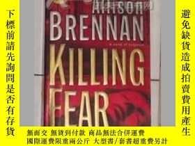 二手書博民逛書店《罕見Killing Fear 》[Mass Market Pa
