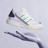 【母親節跨店折後$3280】adidas ORIGINALS ZX 2K FLORINE 白 藍紫黃 運動 女款 運動 休閒 訓練 慢跑FW0090
