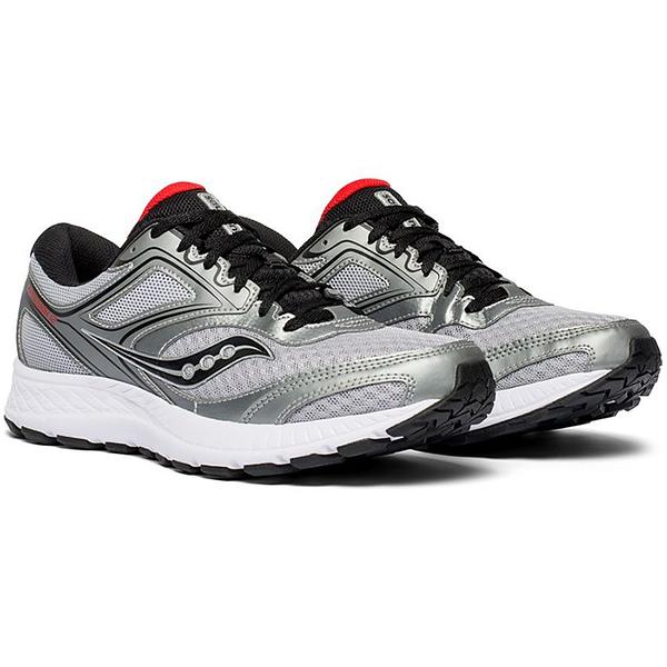 Saucony 19SS 越野 男越野鞋 GRID COHESION 12系列 S20471-3 贈腿套【樂買網】