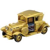 TOMICA STAR WARS 星際大戰 SC-04星戰古典車-金色