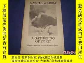 二手書博民逛書店SINISTER罕見WISDOMY14635 請參考圖片 請參考