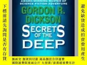 二手書博民逛書店Secrets罕見of the DeepY410016 Gordon R. Dickson Start Sci