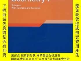 二手書博民逛書店Algebraic罕見Geometry Ⅰ Schemes With Examples and Exercises
