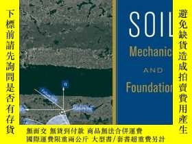 二手書博民逛書店罕見工程技術 Soil Mechanics and Founda
