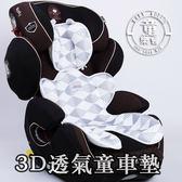 推車墊 推車涼蓆 寶寶 安全座椅 3D 透氣 雙層 加厚 童車墊 外出用品 YODO XIUI BW