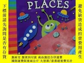二手書博民逛書店SURPRISE罕見SURPRISE PLACES BY JEANNETTE ROWE 兒童讀物 英文版Y42