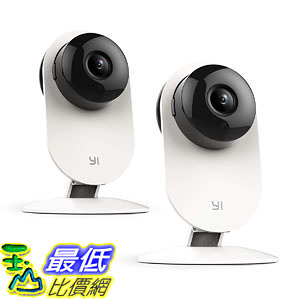 YI Home Camera, Security Camera Wireless IP Surveillance Camera Night Vision Activity
