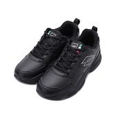 LOTTO 經典復古老爹鞋 全黑 LT9AMR0560 男鞋