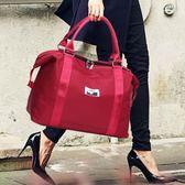 運動健身包 女新款大容量旅行包運動健身手提包網紅輕便戶外旅游包