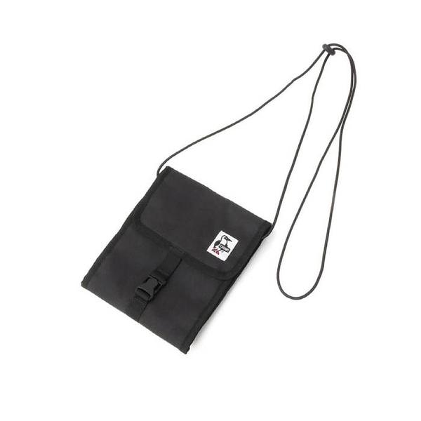 CHUMS Spruce Pocket Organizer 側背包 黑 CH602899K001【GO WILD】