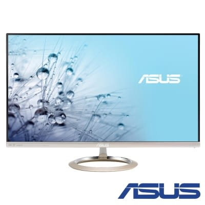 ASUS MX27UQ 27型 IPS 4K美型無邊框電腦螢幕