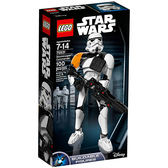 LEGO 樂高 Star Wars Stormtrooper Commander 75531