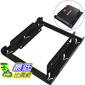 [美國直購] SABRENT 2.5 to 3.5 Inches Internal Hard Disk Drive Mounting Kit (BK-HDDH) 固態硬碟 托架 轉接架