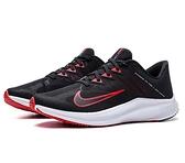 NIKE系列-QUEST 3 男款黑紅白三色運動慢跑鞋-NO.CD0230004