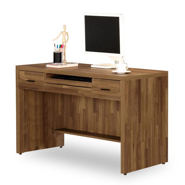 電腦桌【時尚屋】[C7]洛爾納4尺電腦桌C7-871-1免運費/免組裝/電腦桌