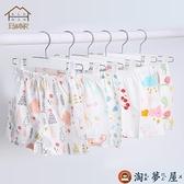 【買2送1】嬰兒短褲薄款寶寶兩用檔兒童純棉外穿時尚舒適家居服【淘夢屋】