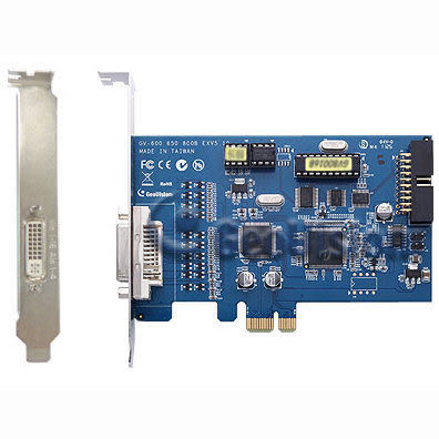 【全新公司貨最新版V8.5.6】奇偶科技GV-800B(GV800B)4路(四路/4CH/4CAM)多功能數位監控系統影像擷取卡