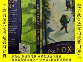二手書博民逛書店The罕見Box of Delights:快樂的盒子Y200392