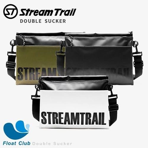 StreamTrail 單肩包系列 Double Sucker / 單肩休閒包 限宅配