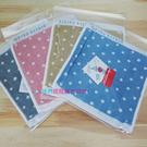 【我們網路購物商城】圓點尼小方巾-2入 方巾 抹布 小方巾