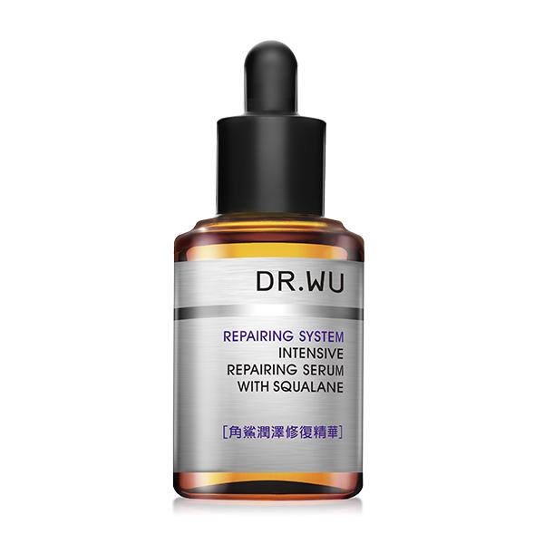 DR.WU角鯊潤澤修復精華30ML【康是美】