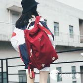後背包-ins超火的書包女港風街拍旅行背包男2018新款韓版潮雙肩包大容量-奇幻樂園